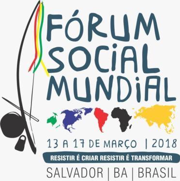 Resultado de imagen para El Foro Social Mundial 2018,